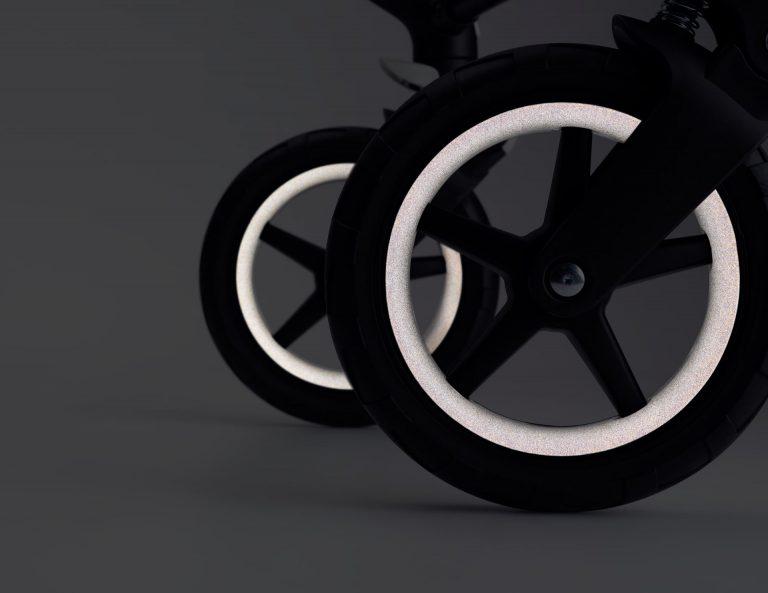 כיסוי גלגלים בוגבו Stellar