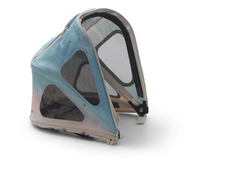 מהדורה מיוחדת ומוגבלת: גגון בריזי בוגבו Gray Malin דגם העגלה: בוגבו בי 5