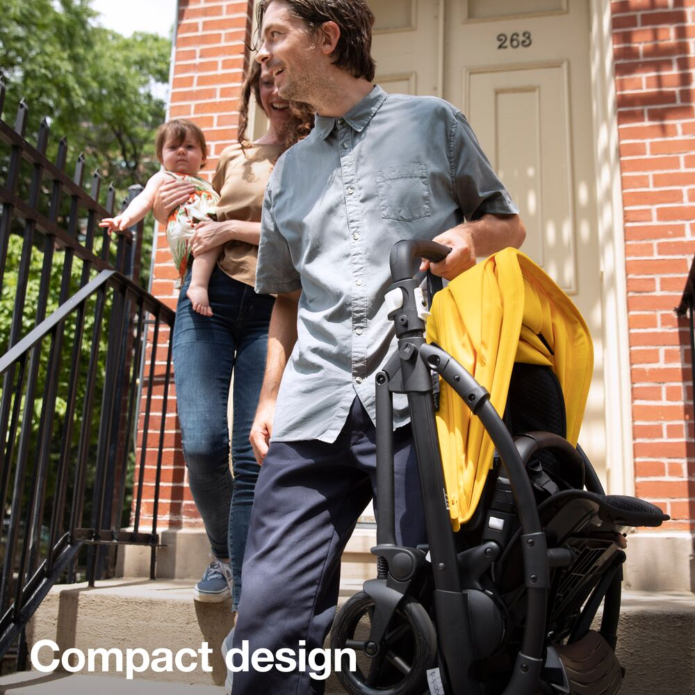 עגלת תינוק בוגבו בי 6 - עיצוב קומפקטי